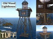 (DD+) [TUFF] Old Wood Lighthouse
