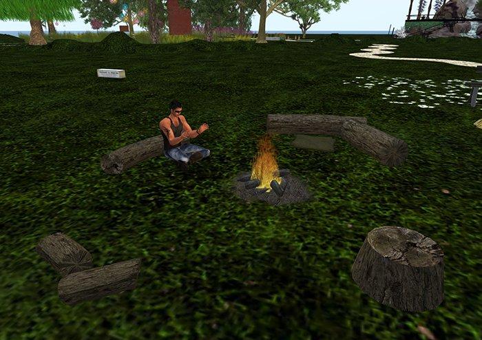 DD [TUFF] Camp Fire