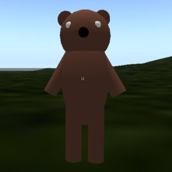 Alexeyp - Funny Bear